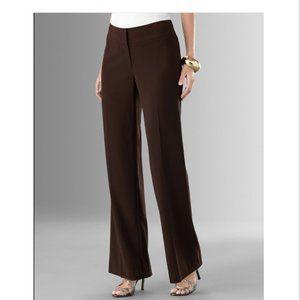 Chico's Size 3 Magique Trouser Pants